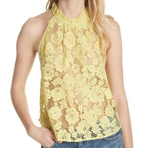 d1b3d7dc176 FREE PEOPLE Sweet Meadow Dreams Lace Top NWT